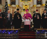 Belarusian Christian Leaders Held Joint Service