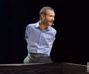 Nick Vujicic Promised To Pray For Belarus (Photos)