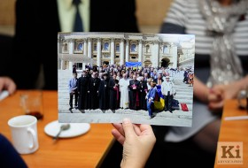 Belarusian Liquidators: Smile Was Always On Pope's Face