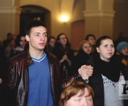 Believers Of Different Confessions Prayed For Belarus